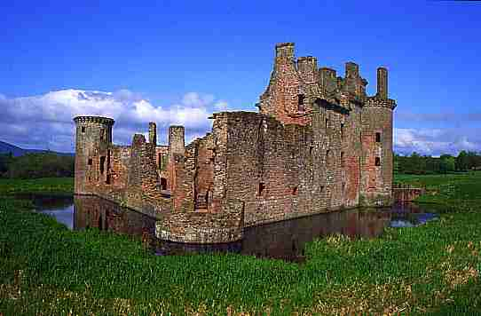 Photo of Caelaverock Castle